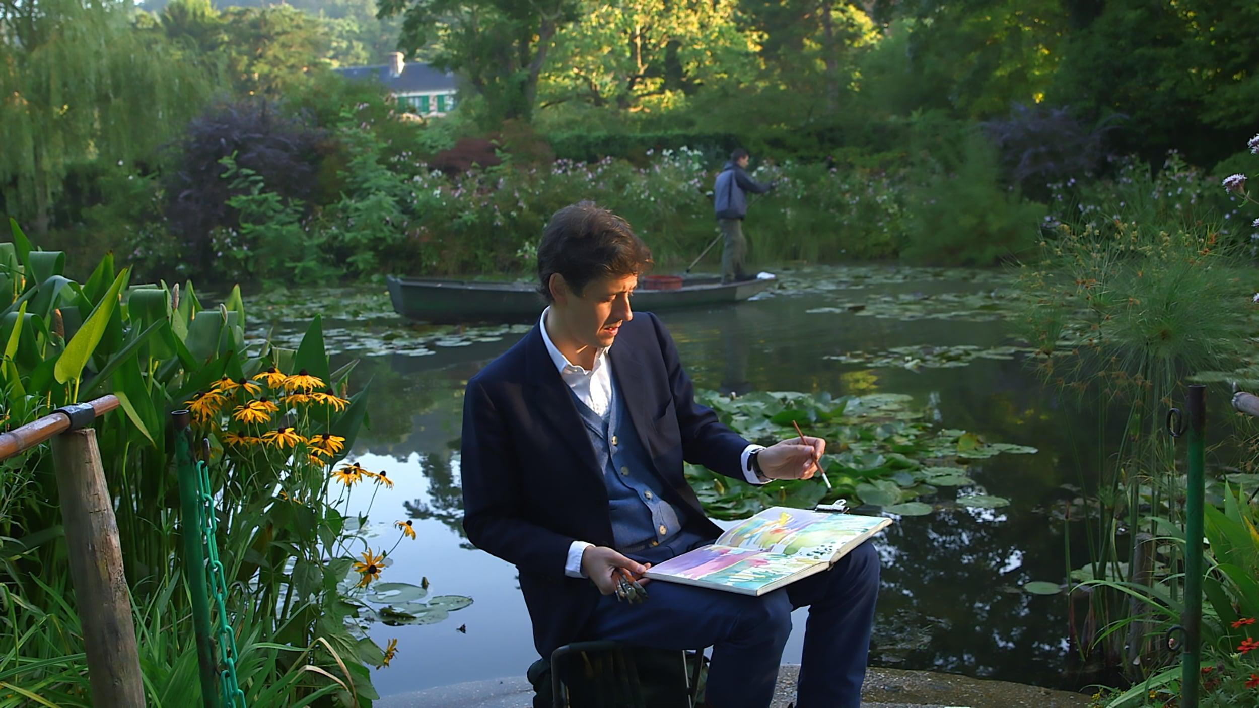 Pintando el jard n moderno de monet a matisse peliculas for El jardin online