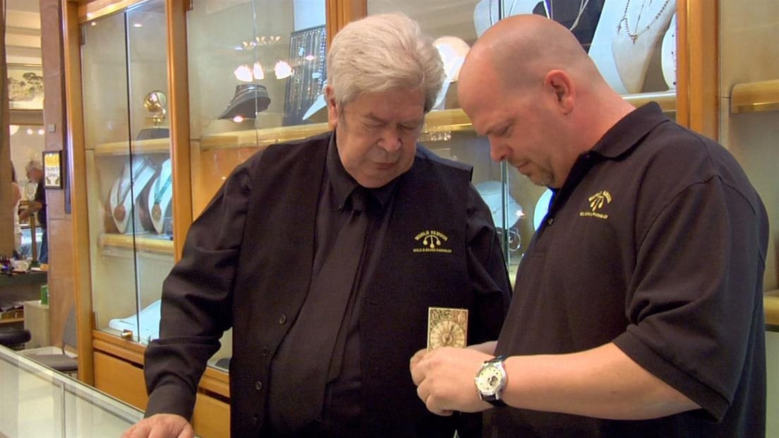 Pawn Stars Season 2 :Episode 12  Backroom Brawl