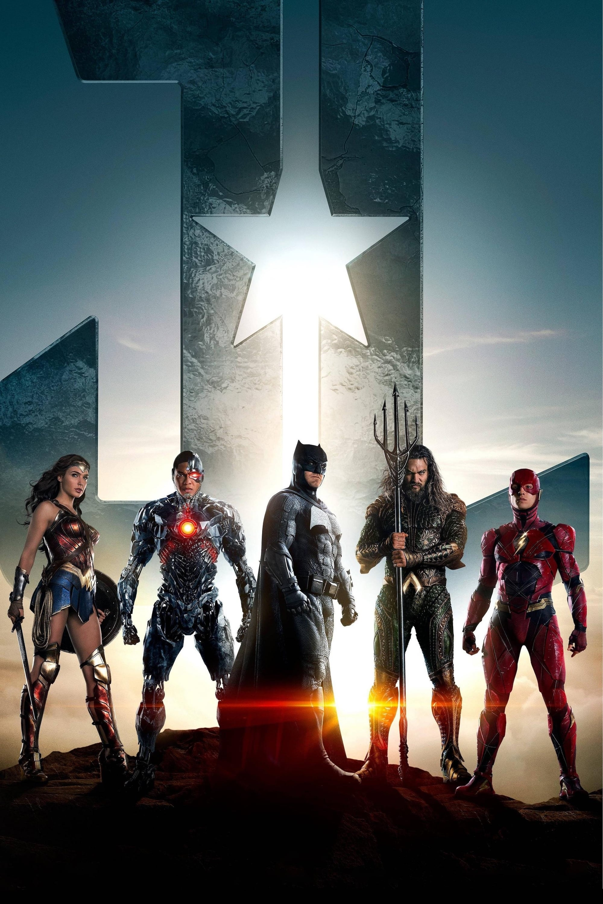 Poster and image movie Film Liga Dreptatii - Liga dreptății - Justice League - Justice League -  2017