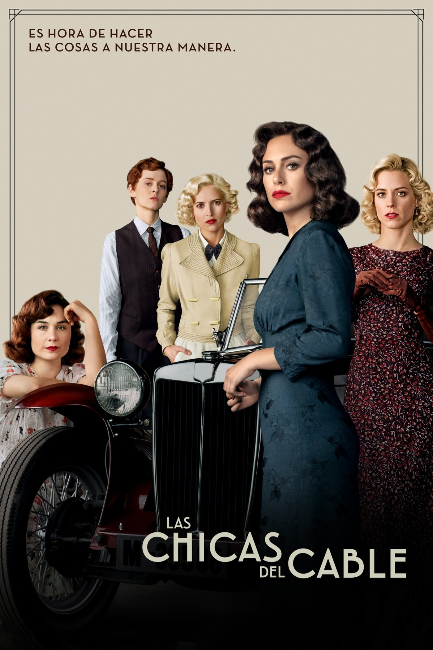 Cable Girls Season 4