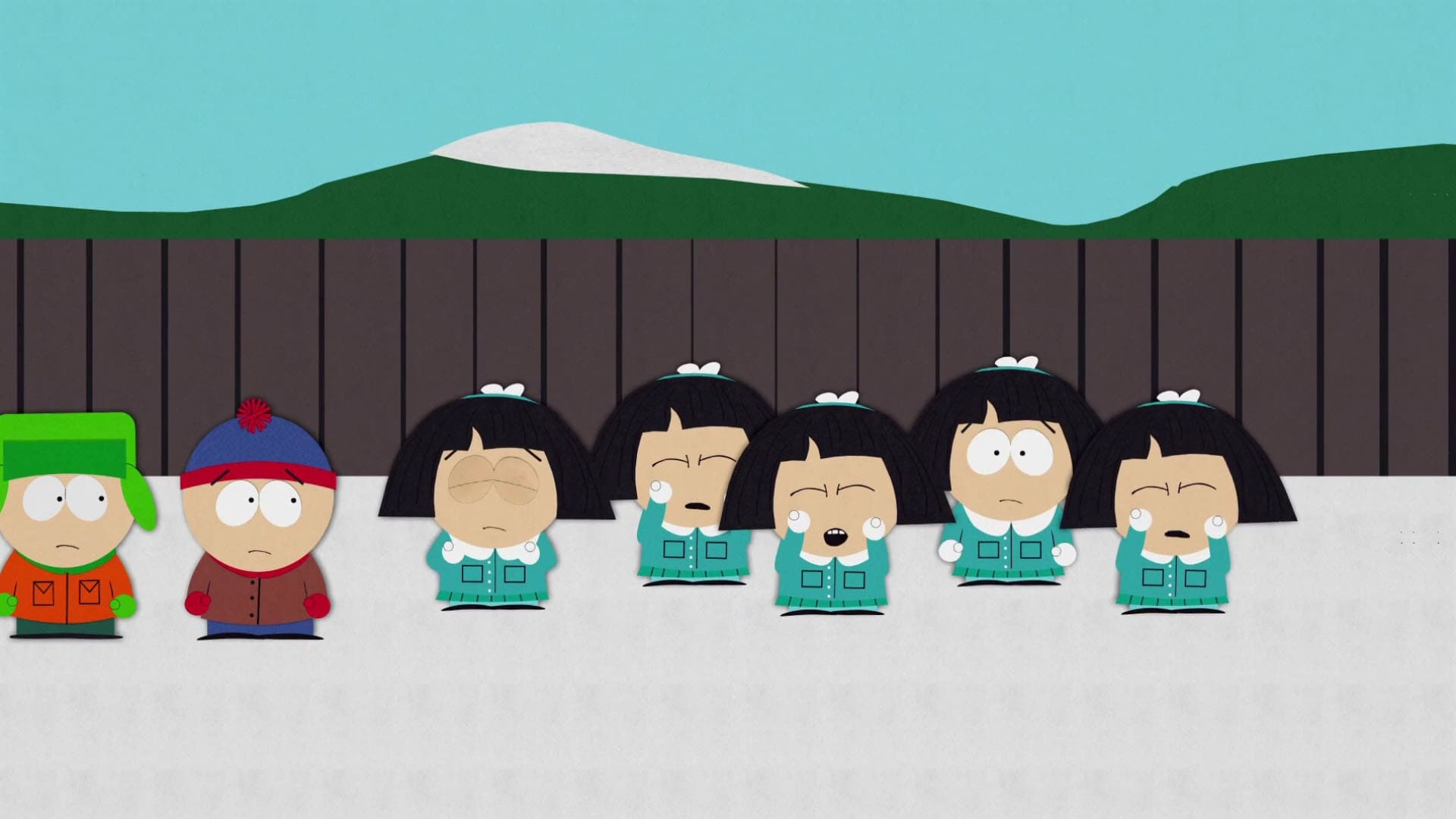 South Park Season 4 :Episode 4  Quintuplets