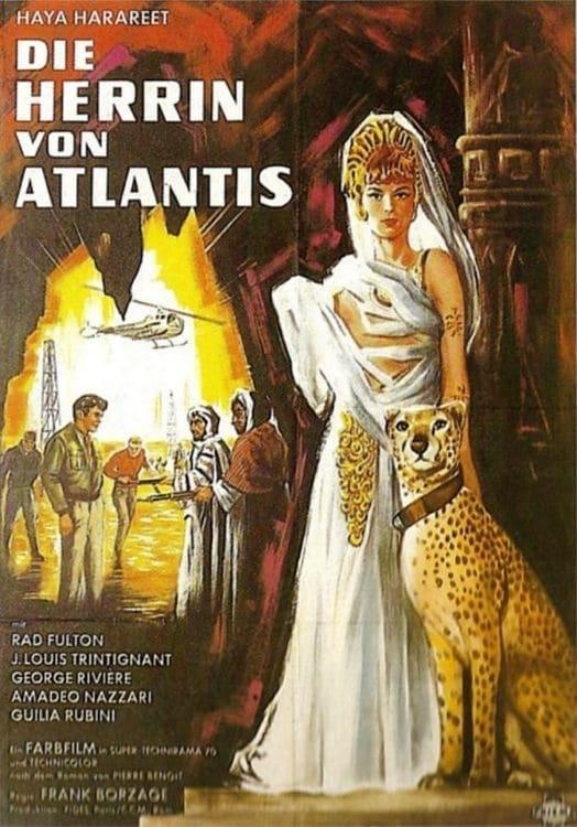 Ver Die Herrin von Atlantis Online HD Español (1932)