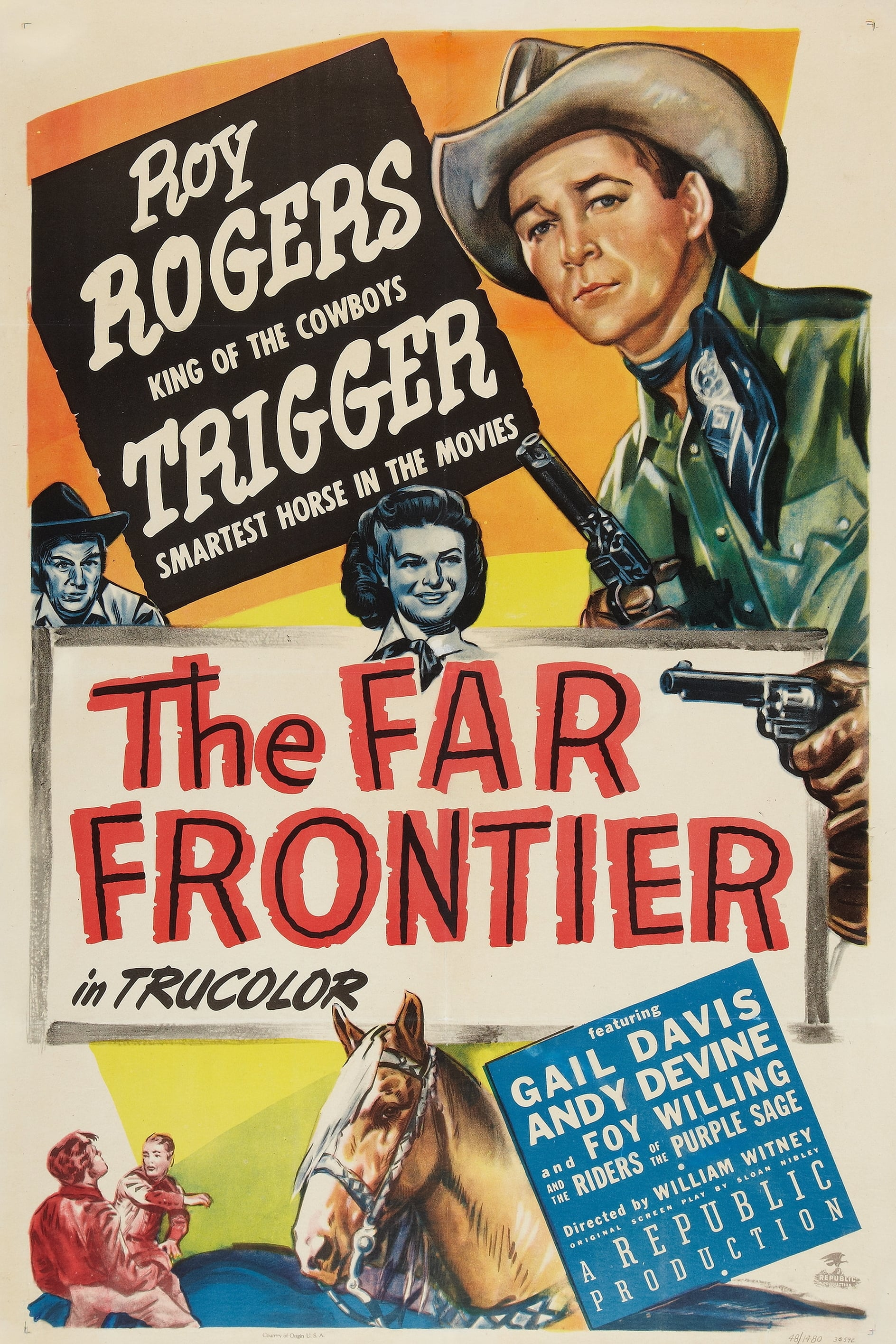 The Far Frontier on FREECABLE TV