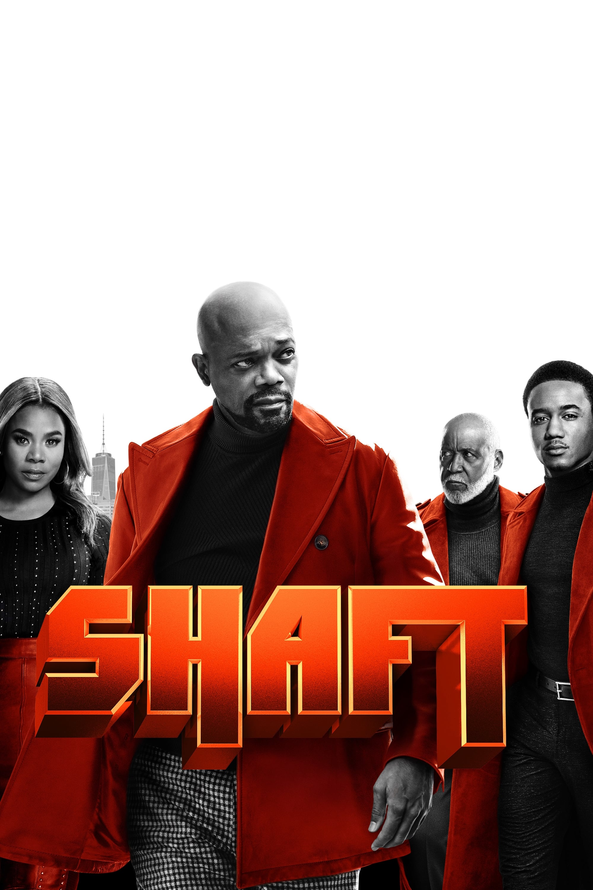 Póster Shaft