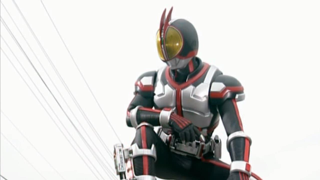 Kamen Rider Season 13 :Episode 17  Takumi, Revival