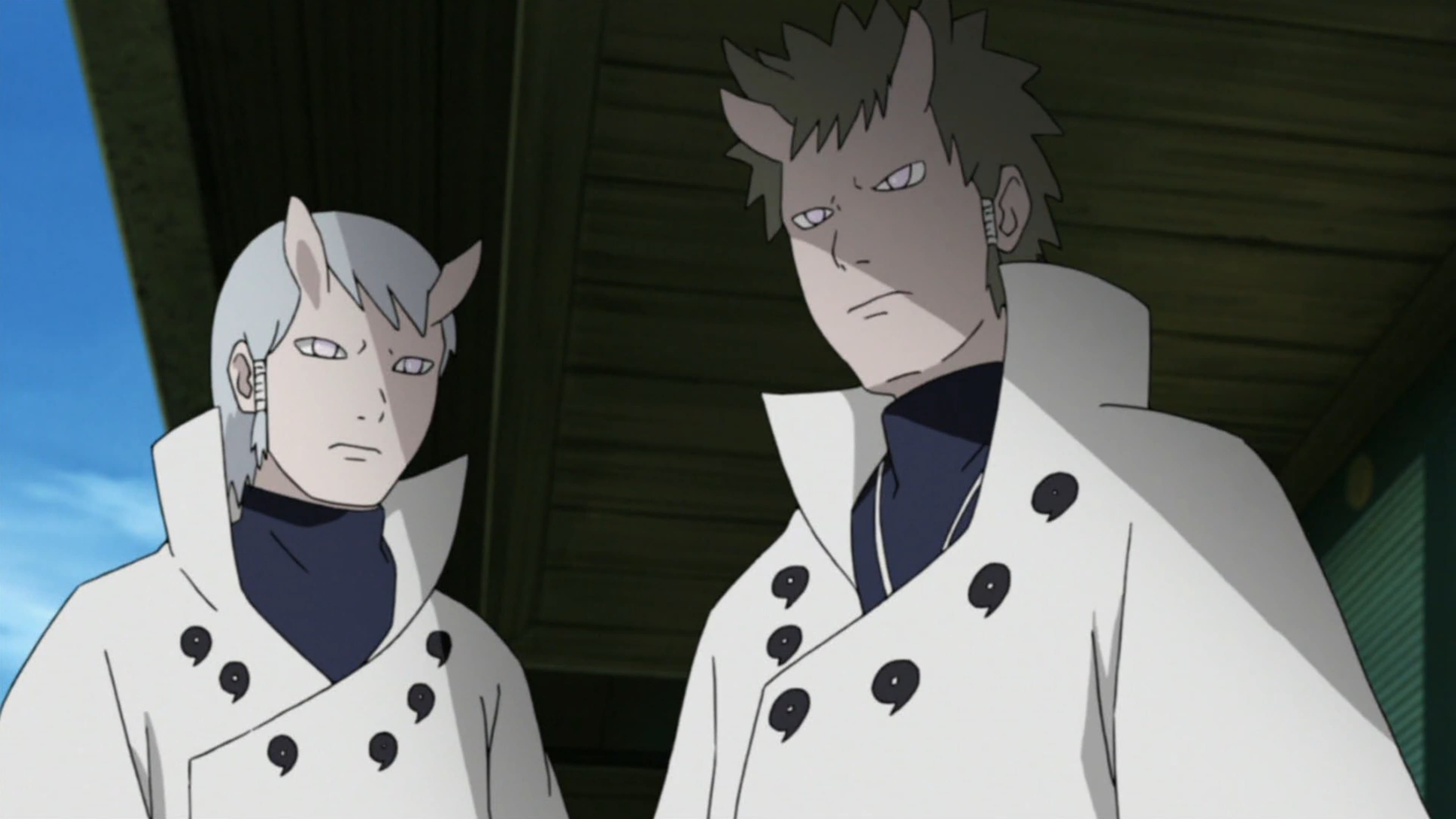 Naruto Shippūden Season 20 :Episode 461  Hagoromo and Hamura