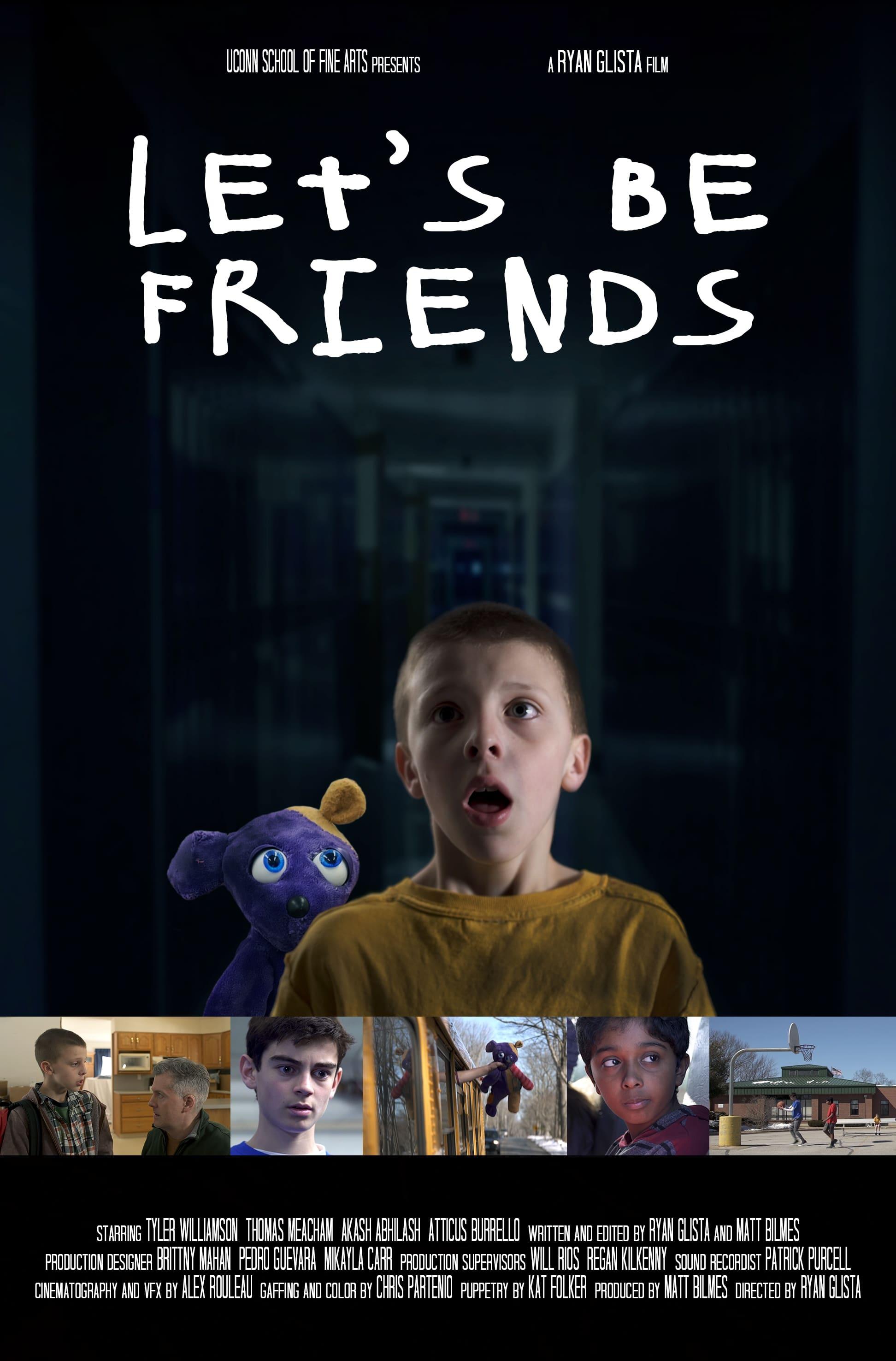 Let's Be Friends (2018)