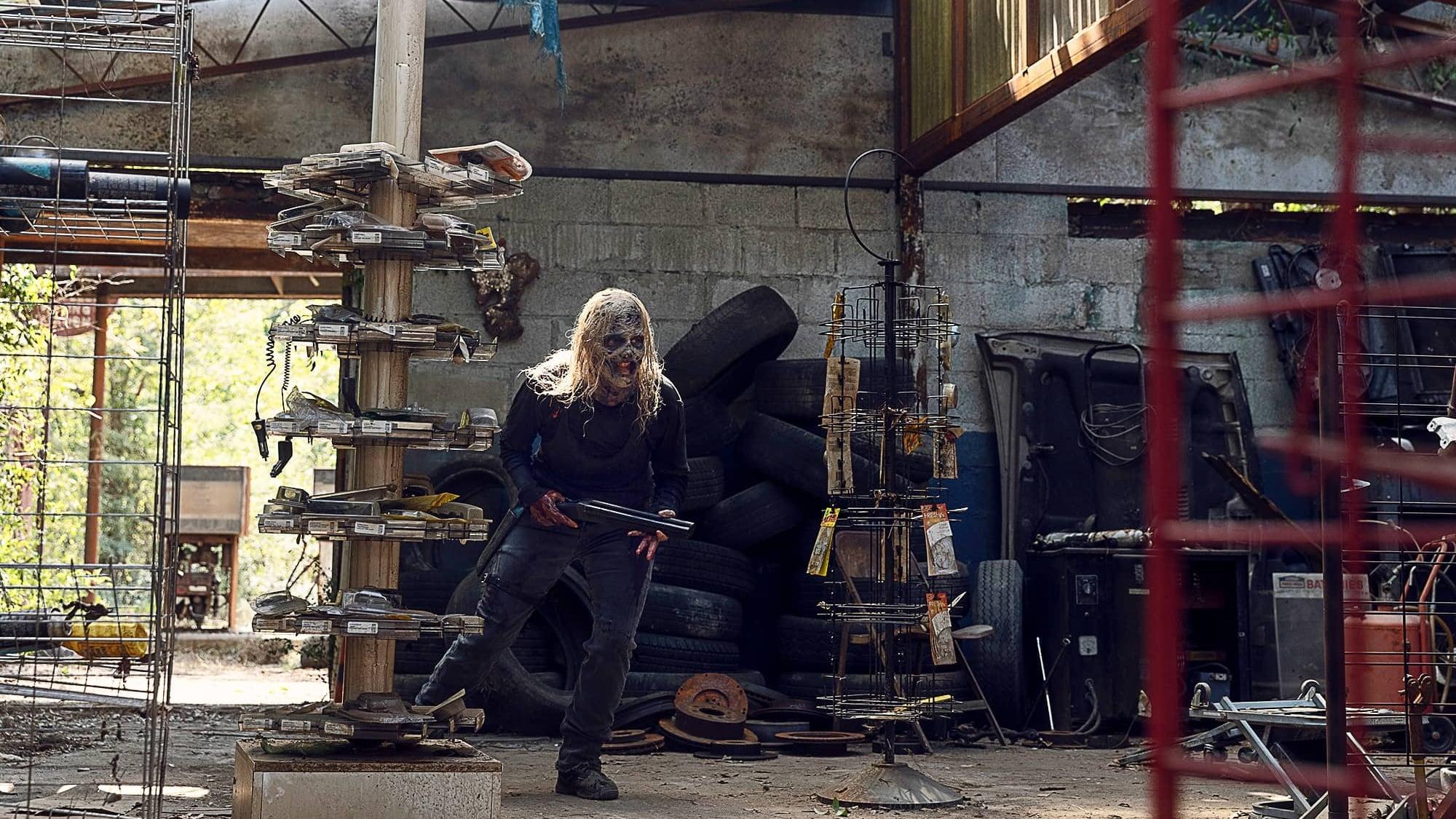 The Walking Dead Season 10 :Episode 10  Stalker