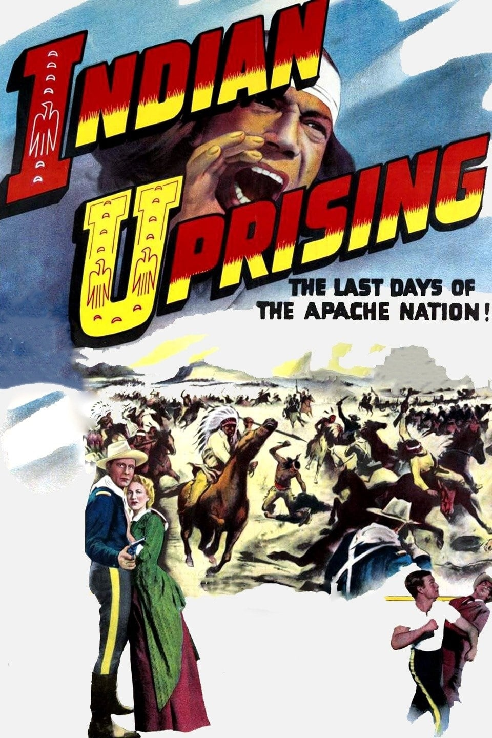 Indian Uprising (1952)