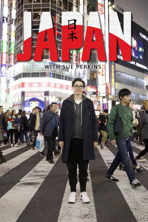 Japan with Sue Perkins TV Shows About Japan