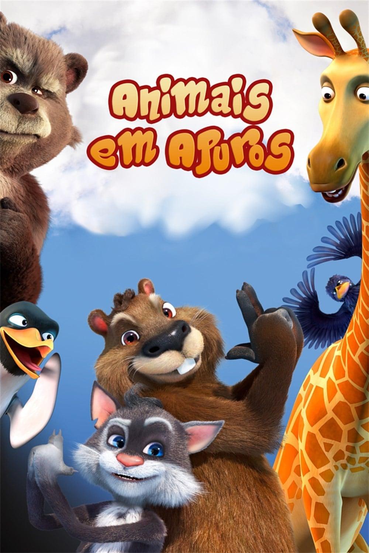 capa Animais em Apuros
