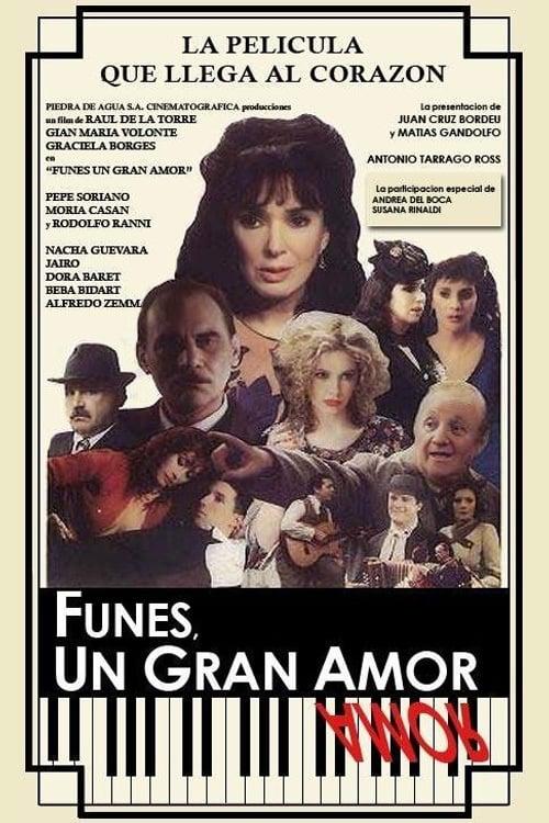 Ver Funes, un gran amor Online HD Español (1993)