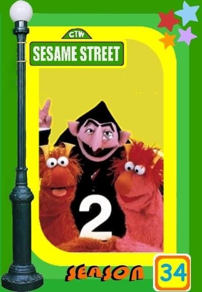 Sesame Street Season 34