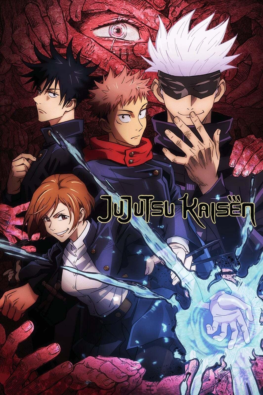 Jujutsu Kaisen Season 1