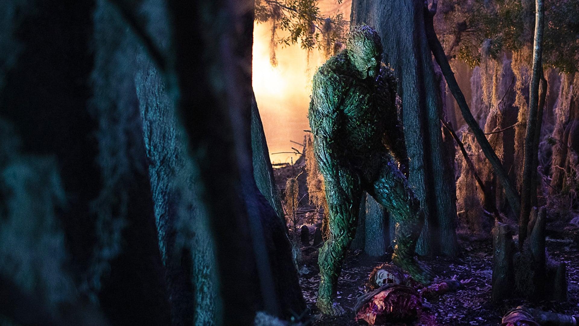 Swamp Thing Season 1 :Episode 3  He Speaks