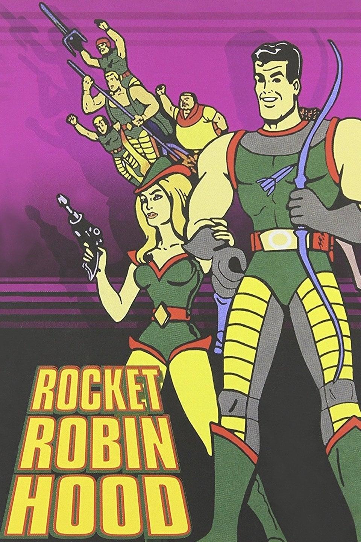 Rocket Robin Hood (1970)