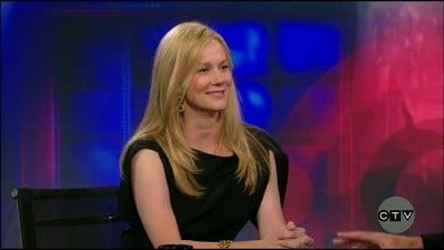 The Daily Show with Trevor Noah Season 15 :Episode 101 Laura Linney