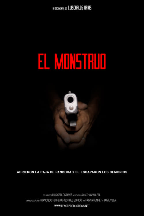 The Monster: Accounts Of Three Hitmen (2018)