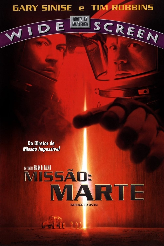 capa Missão: Marte
