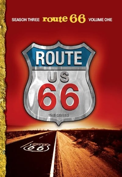 route 66 tv series 1960 1964 posters the movie database tmdb. Black Bedroom Furniture Sets. Home Design Ideas