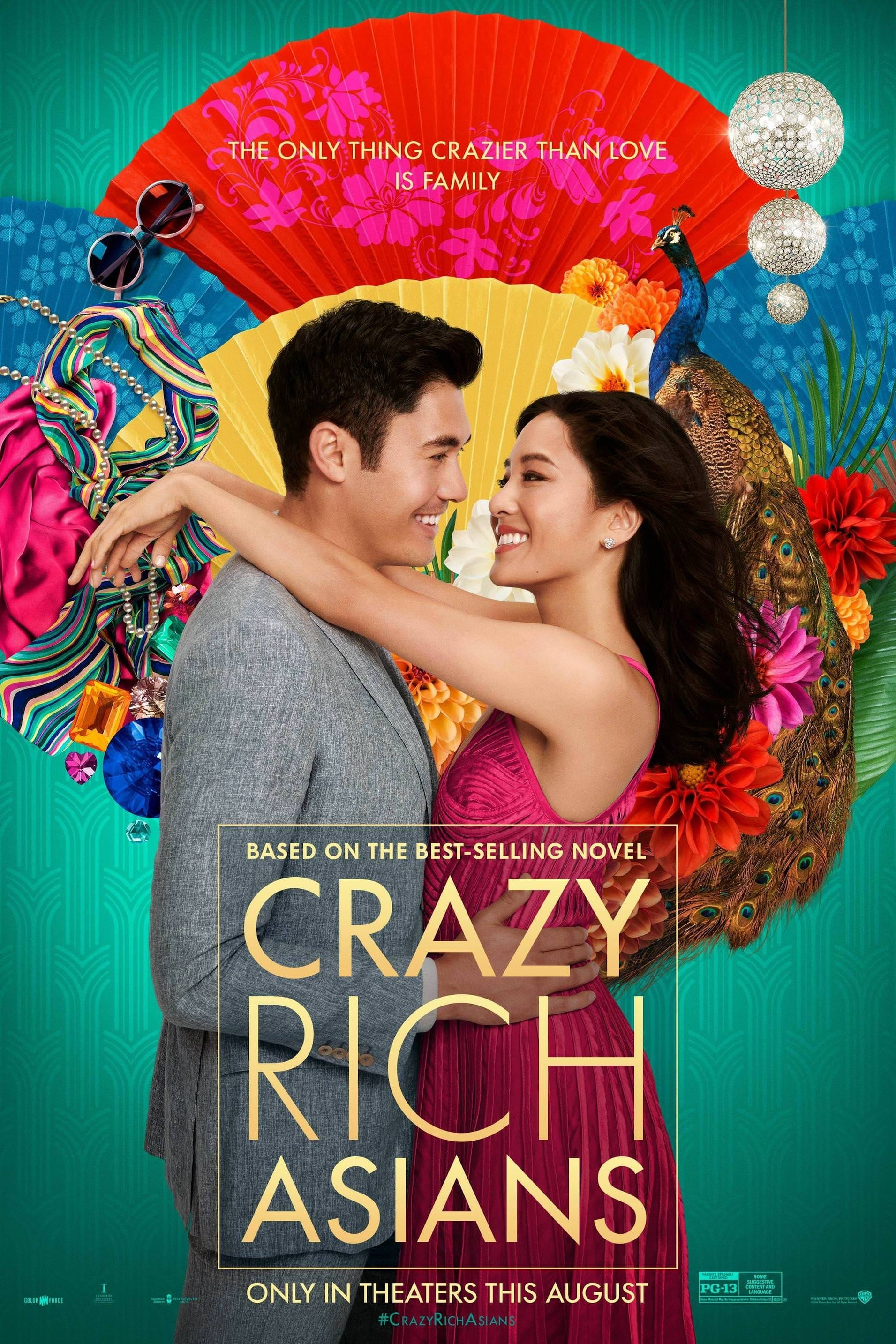 Poster and image movie Film Crazy Rich Asians - Crazy Rich Asians 2018