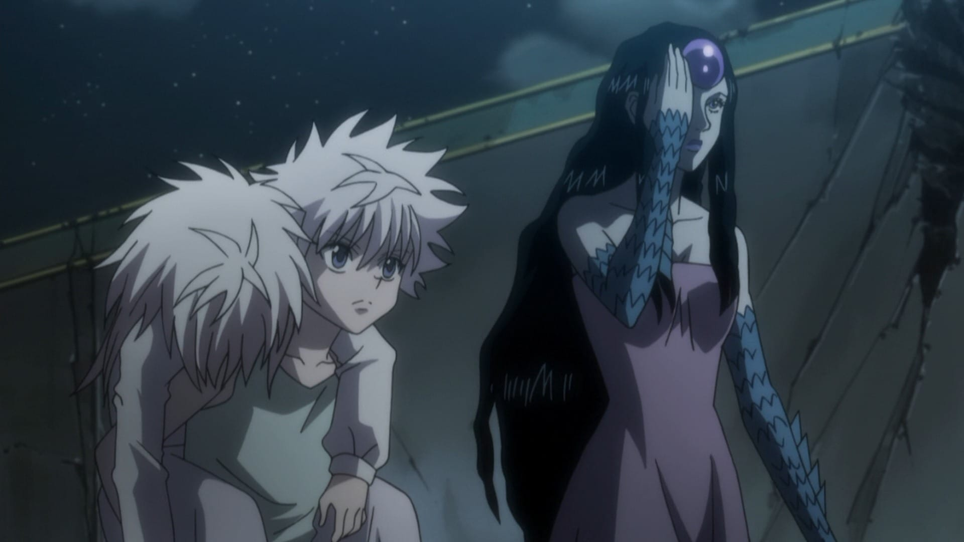 Hunter x Hunter Season 2 :Episode 68  Magic x Of x Despair