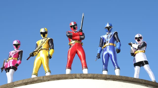 Super Sentai Season 39 :Episode 1  We are Ninja!