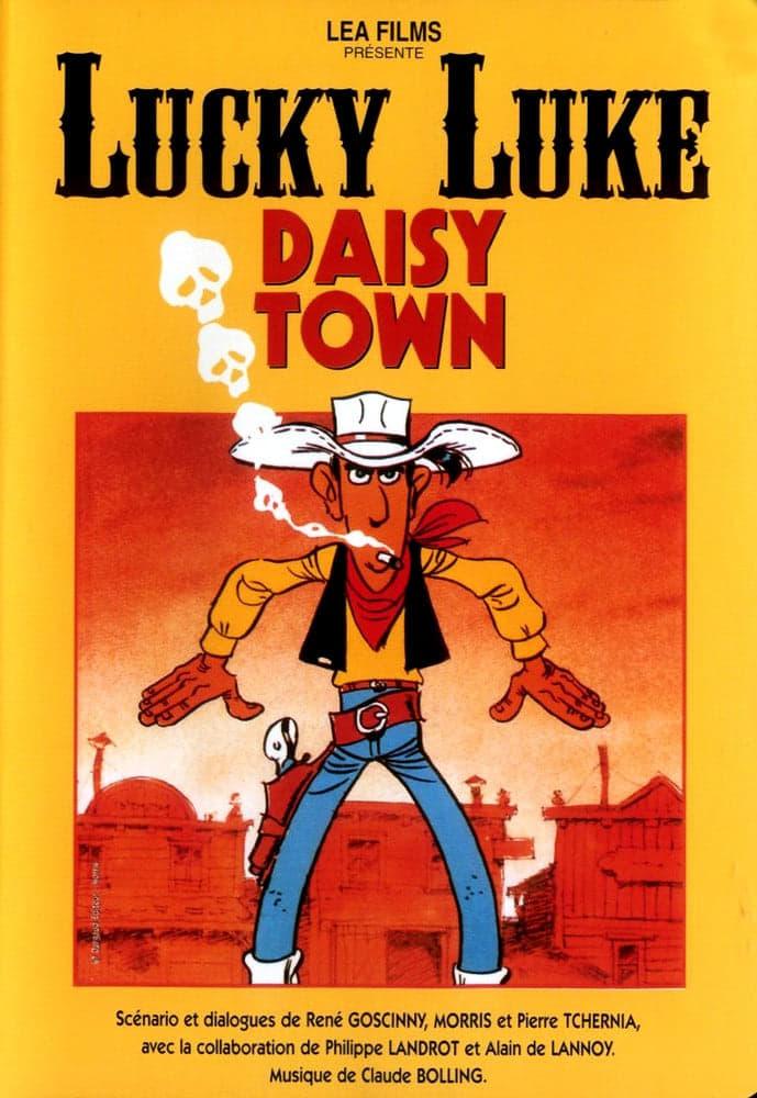 Voir Lucky Luke Daisy Town - 1972