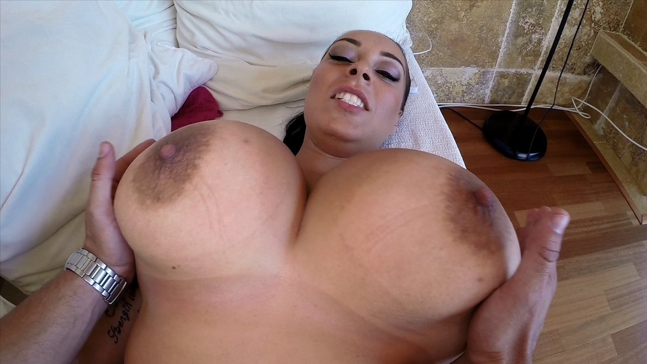 Round tits round ass