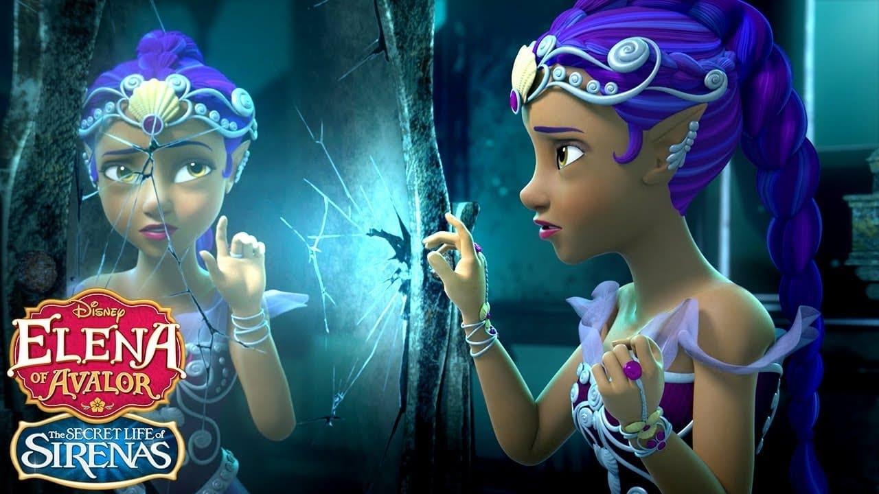 Elena of Avalor Season 0 :Episode 14  The Secret Life of Sirenas: Marisa and the Mirror