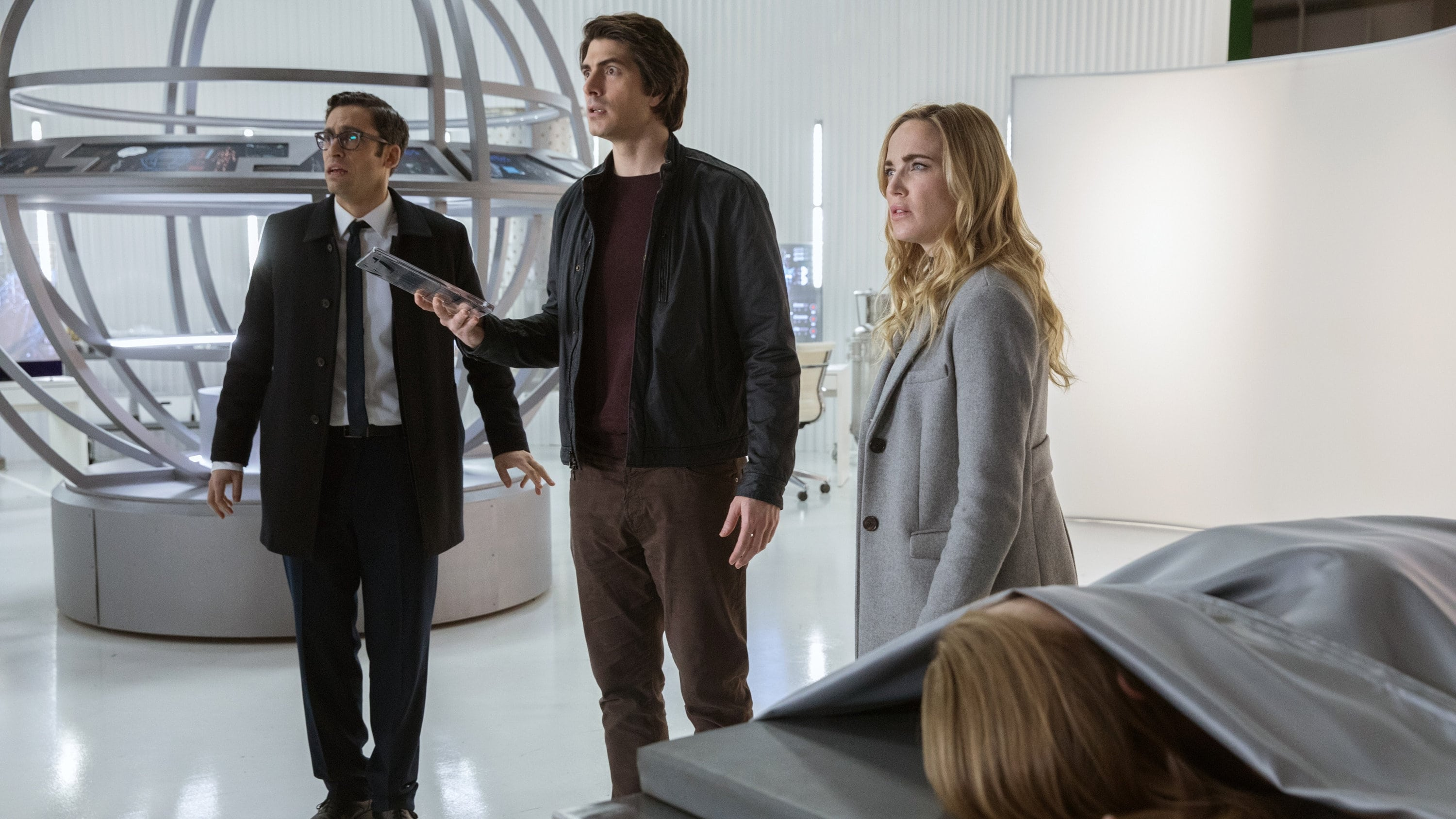 DC's Legends of Tomorrow Season 3 :Episode 16  I, Ava
