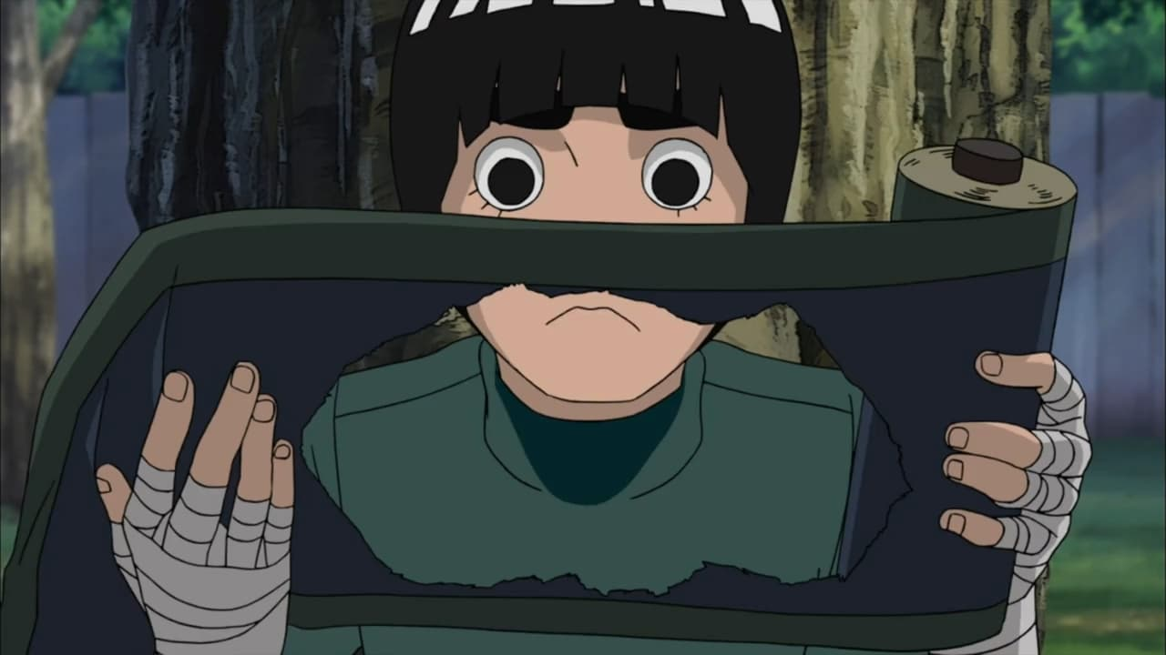 Naruto Shippūden Season 14 :Episode 312  The Old Master and the Dragon's Eye