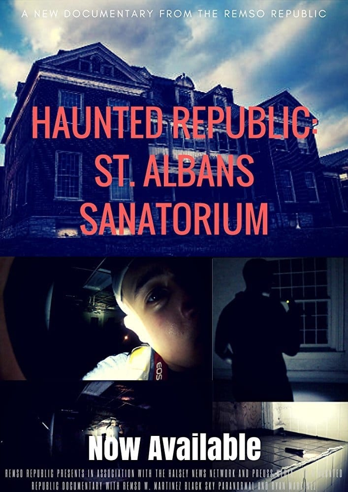 Ver Haunted Republic: St. Albans Sanatorium Online HD Español (2017)