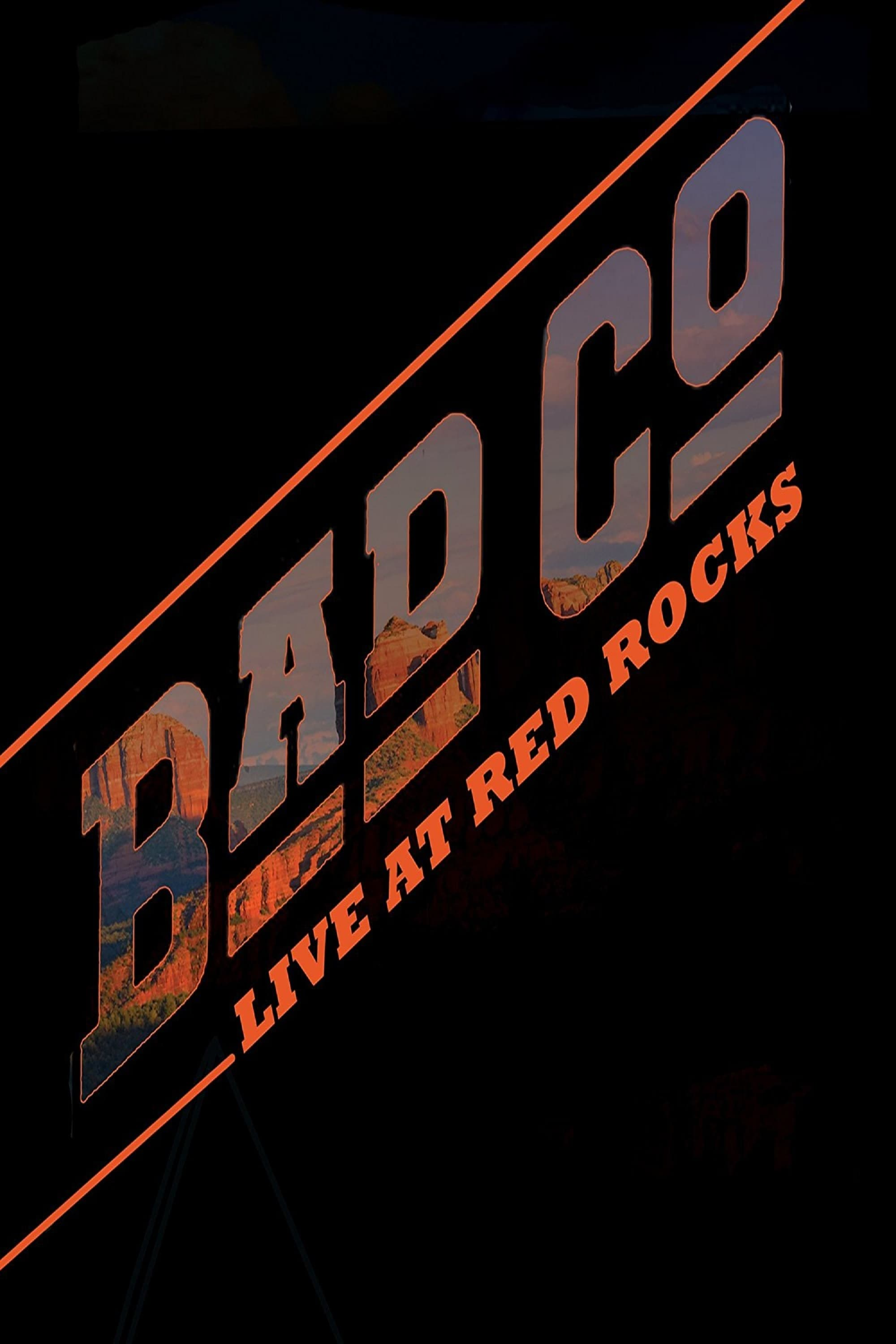 Ver Bad Company: Live at red rocks Online HD Español ()