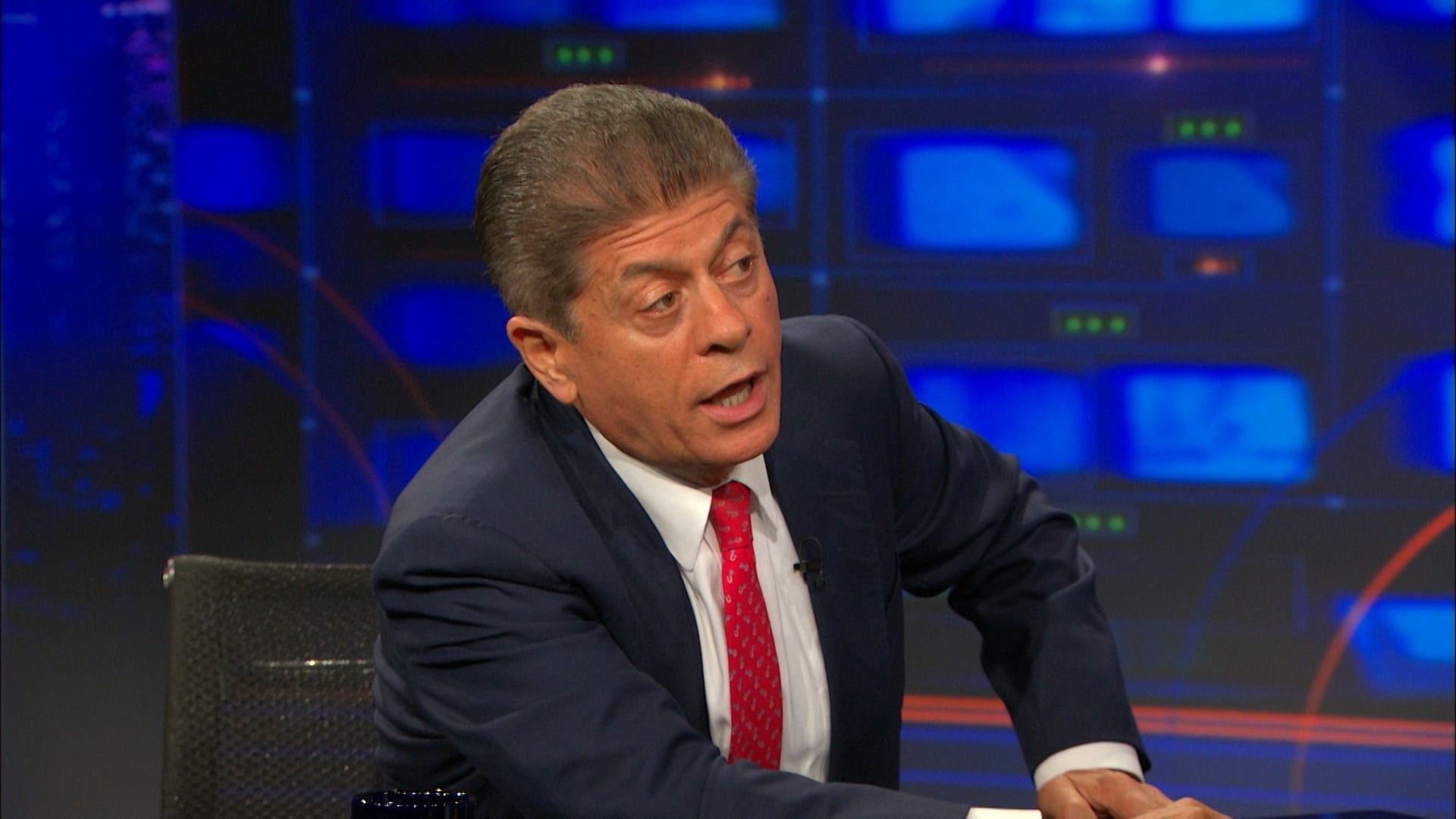 The Daily Show with Trevor Noah Season 20 :Episode 125  Andrew Napolitano