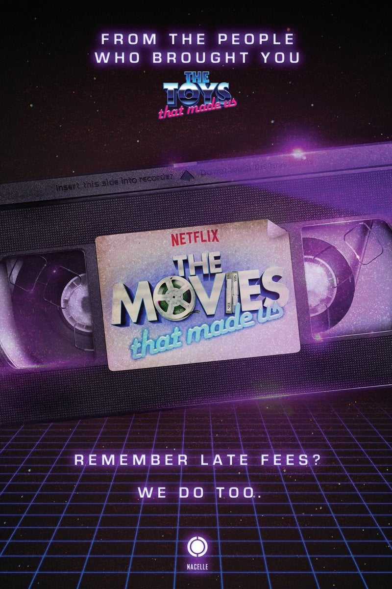 The Movies That Made Us (TV Series 2019– ) (S01) 640Kbps 23Fps DD+ 6Ch TR NF Audio SHS