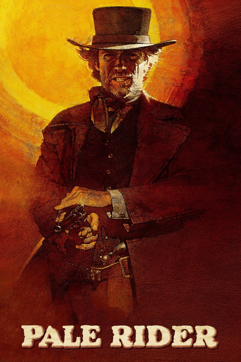 Pale Rider (1985) - Posters — The Movie Database (TMDb)