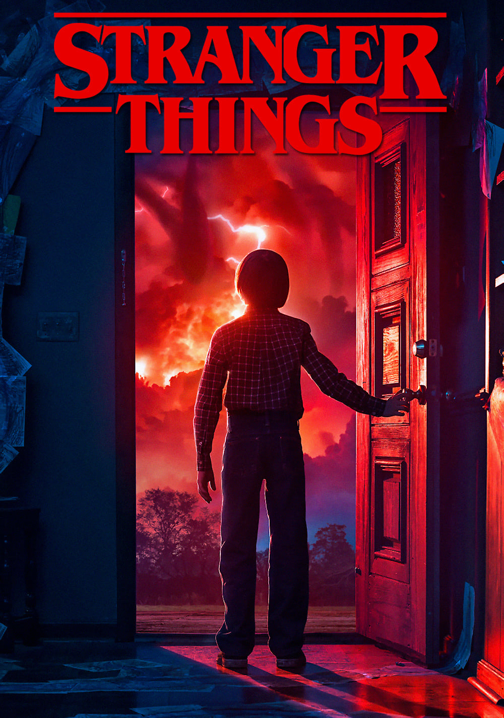 Stranger Things (TV Series 2016- ) - Posters — The Movie ...