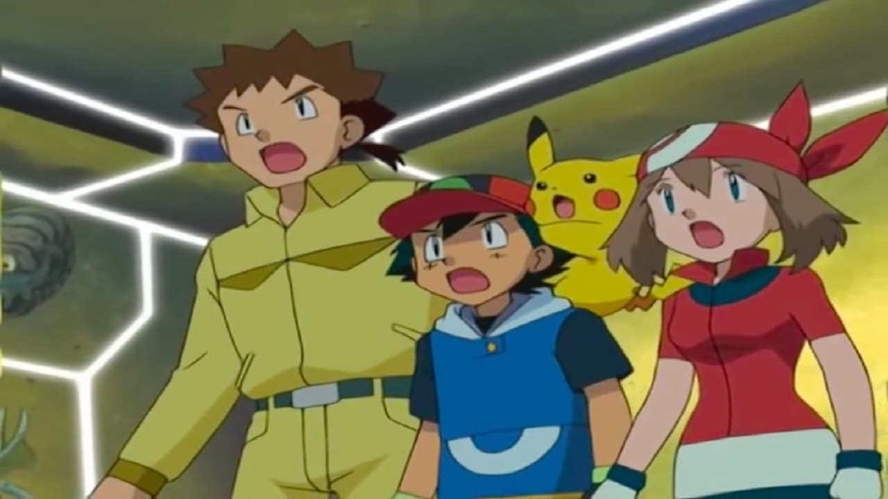 Pokémon Season 6 :Episode 2  A Ruin with a View