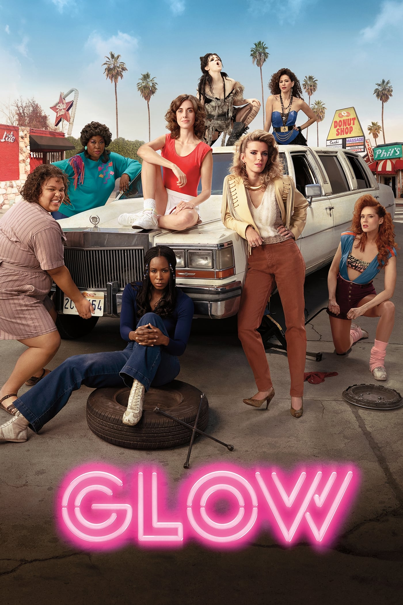 GLOW Poster