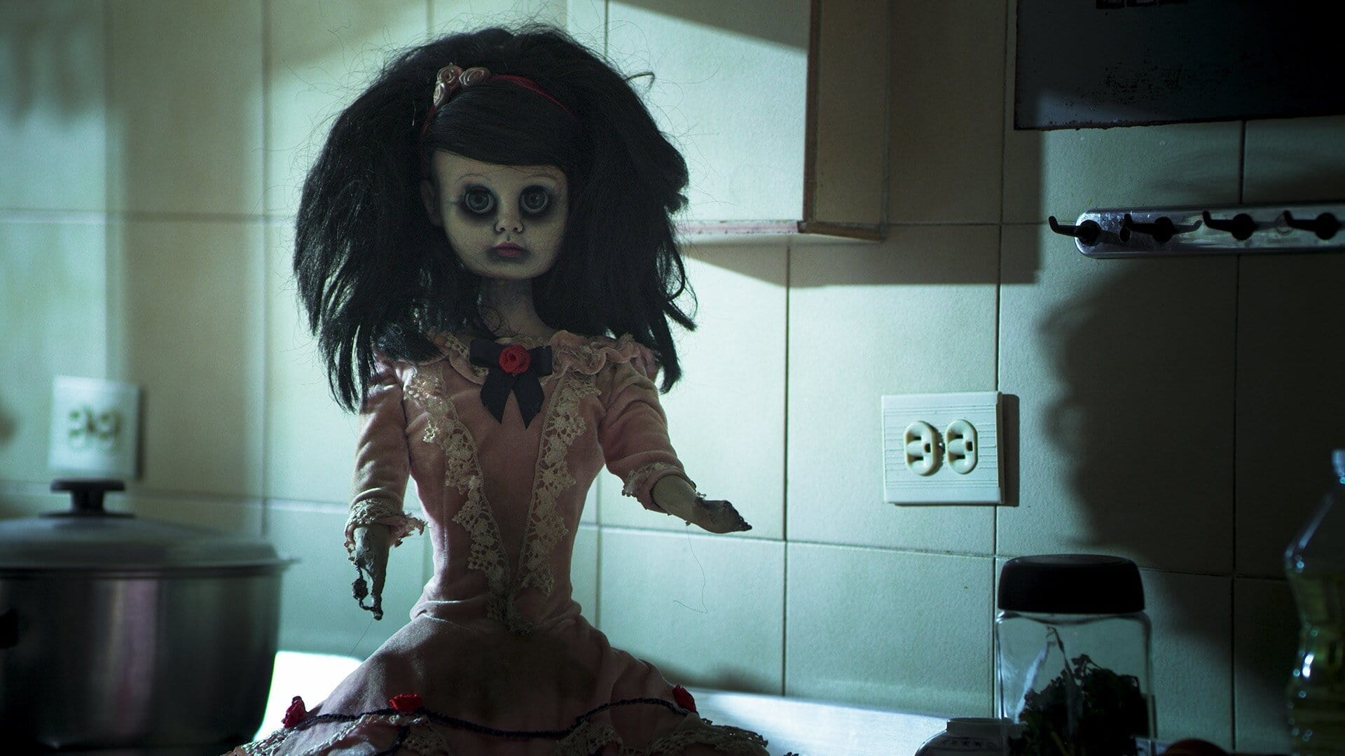 The Cursed Doll