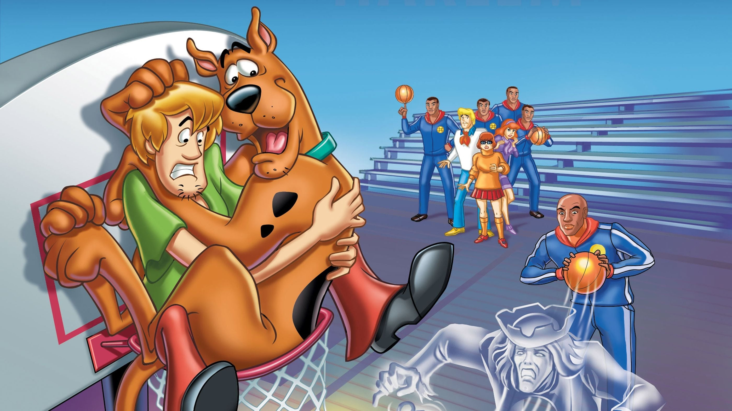 Scooby-Doo ! rencontre les Harlem Globe Trotters (1972)