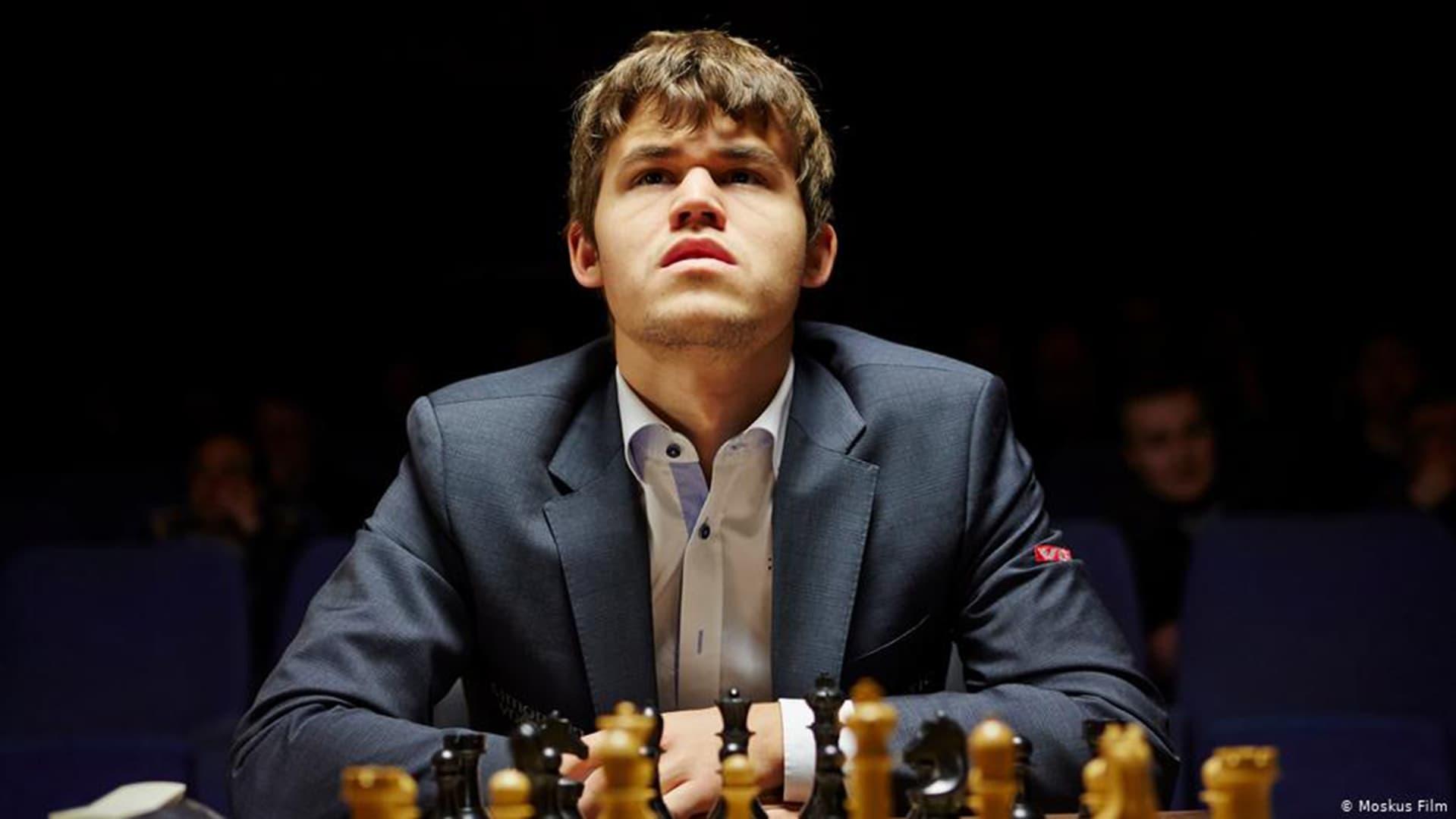 Filmszene aus Magnus - Der Mozart des Schachs