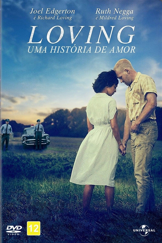 capa Loving: Uma História de Amor