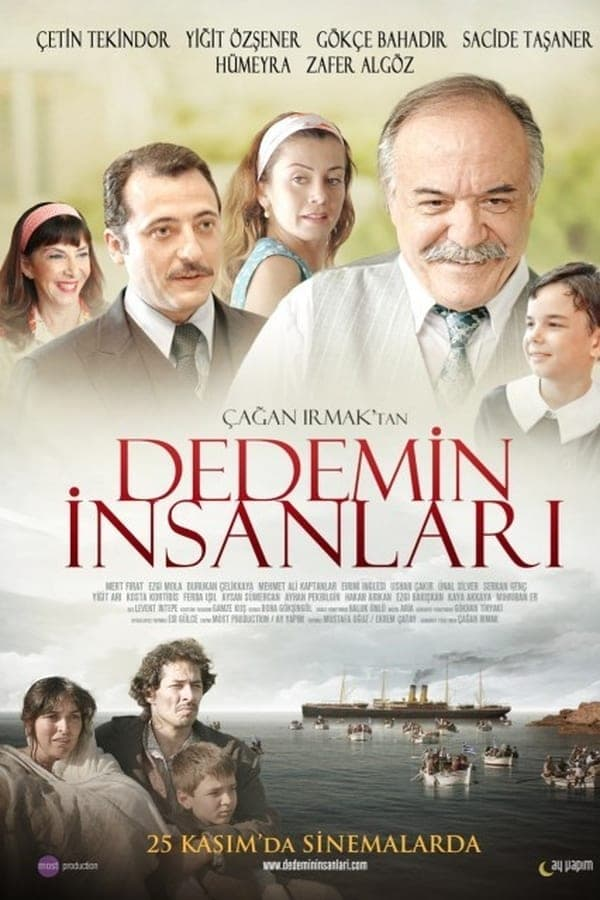 My Grandfather's People (2011)
