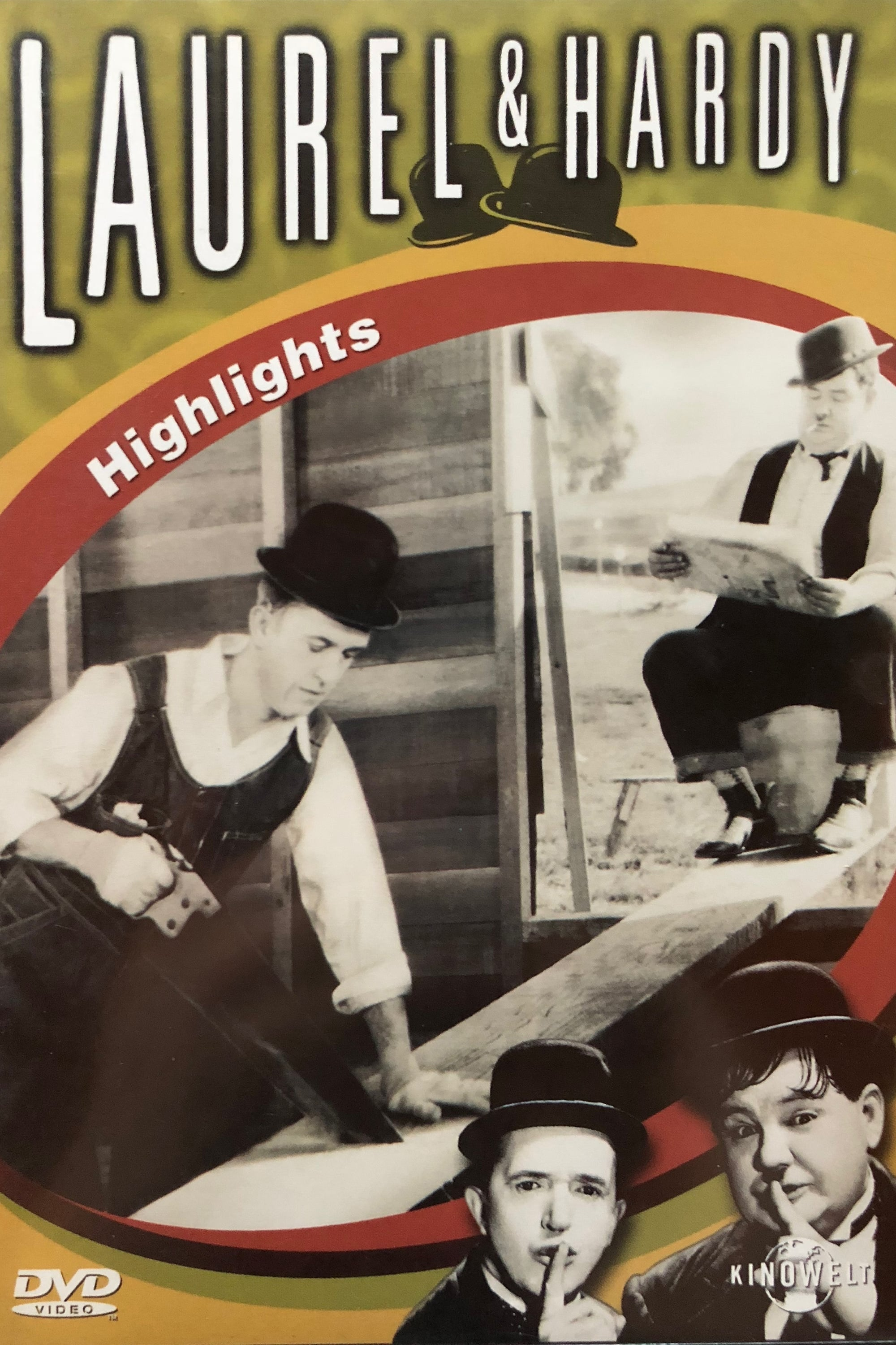 Ver Laurel & Hardy – Highlights Online HD Español ()