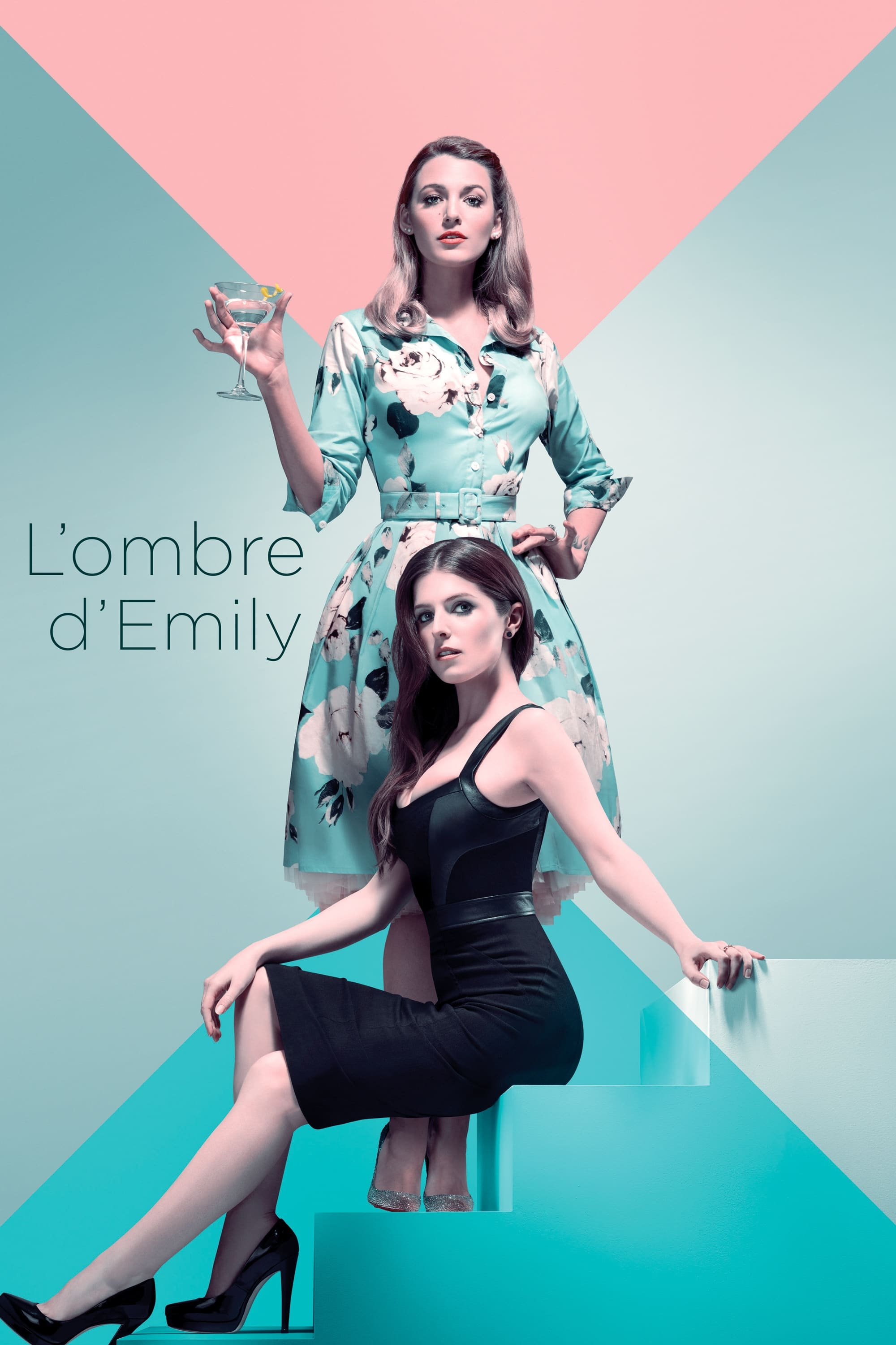 Poster and image movie Film O simpla favoare - A Simple Favor - A Simple Favor 2018