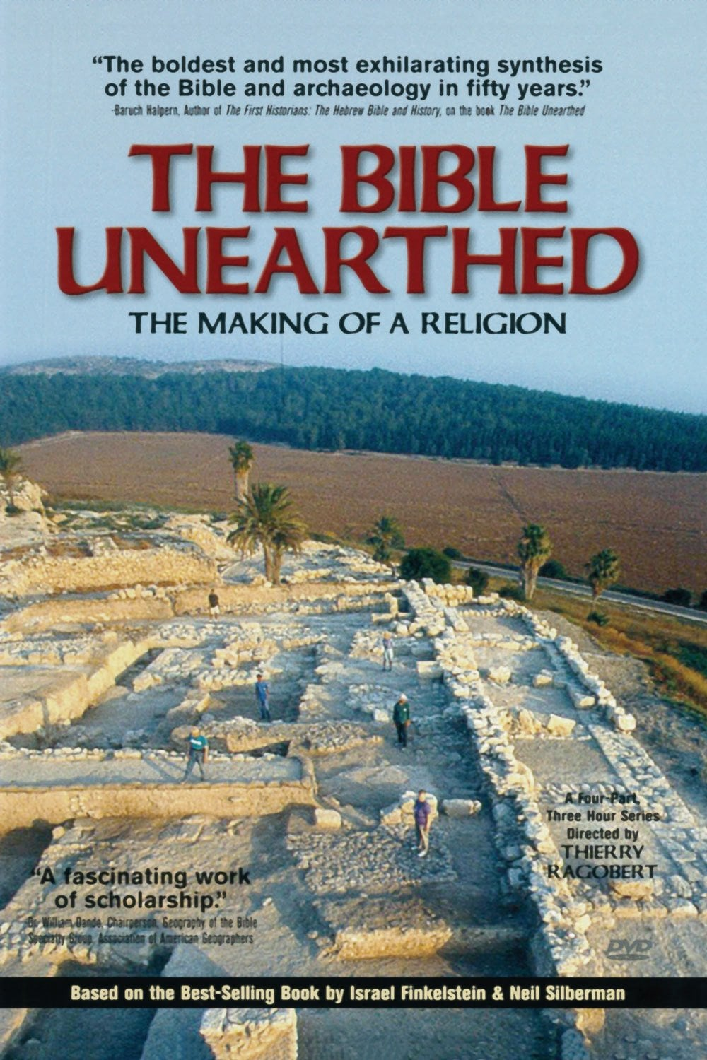 The Bible Unearthed TV Shows About Bible