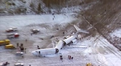 Mayday Season 10 :Episode 6  Pilot Betrayed (Scandinavian Airlines Flight 751)
