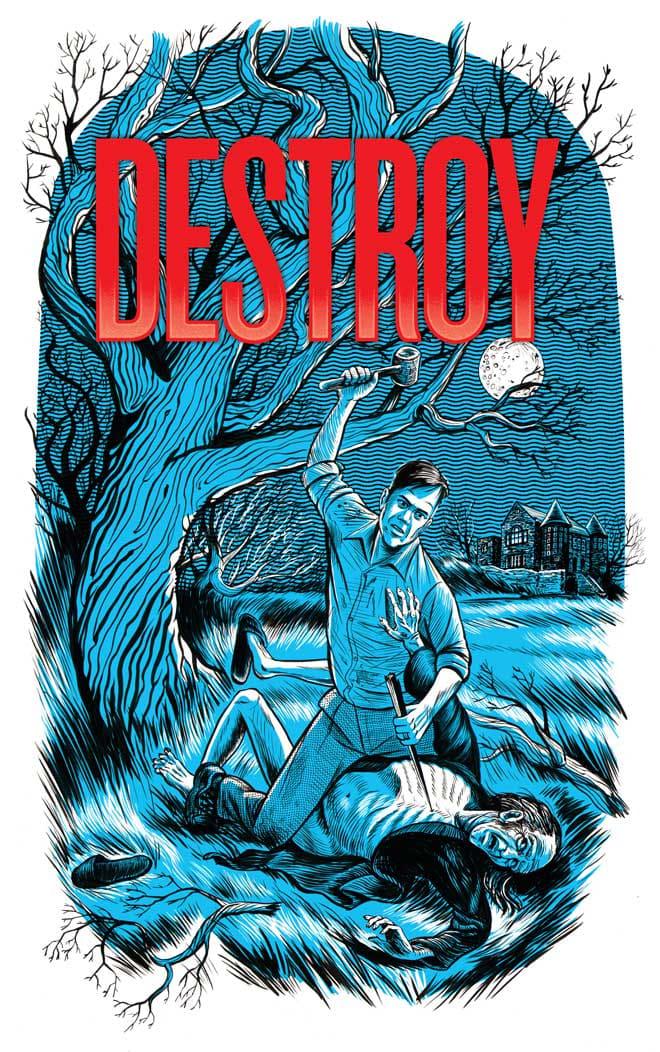 Ver Destroy Online HD Español ()
